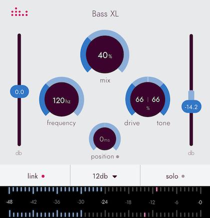 denise Bass XL plugin