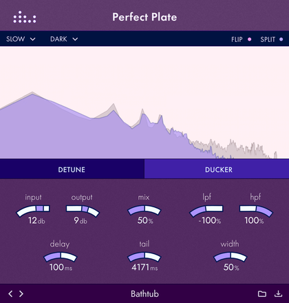 denise audio Perfect Plate plugin image