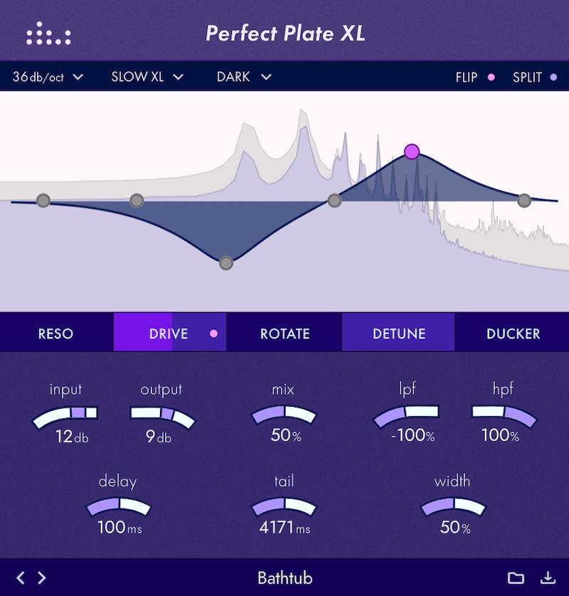 denise Perfect Plate XL plugin
