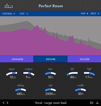 Picture of the Perfect Room gui